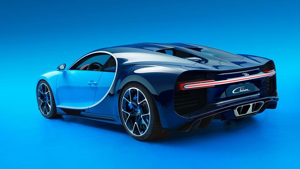 2017 Bugatti Chiron - The Awesomer