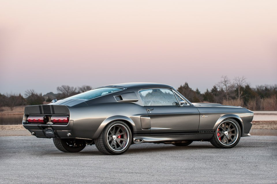 GT500CR 900S Shelby Mustang