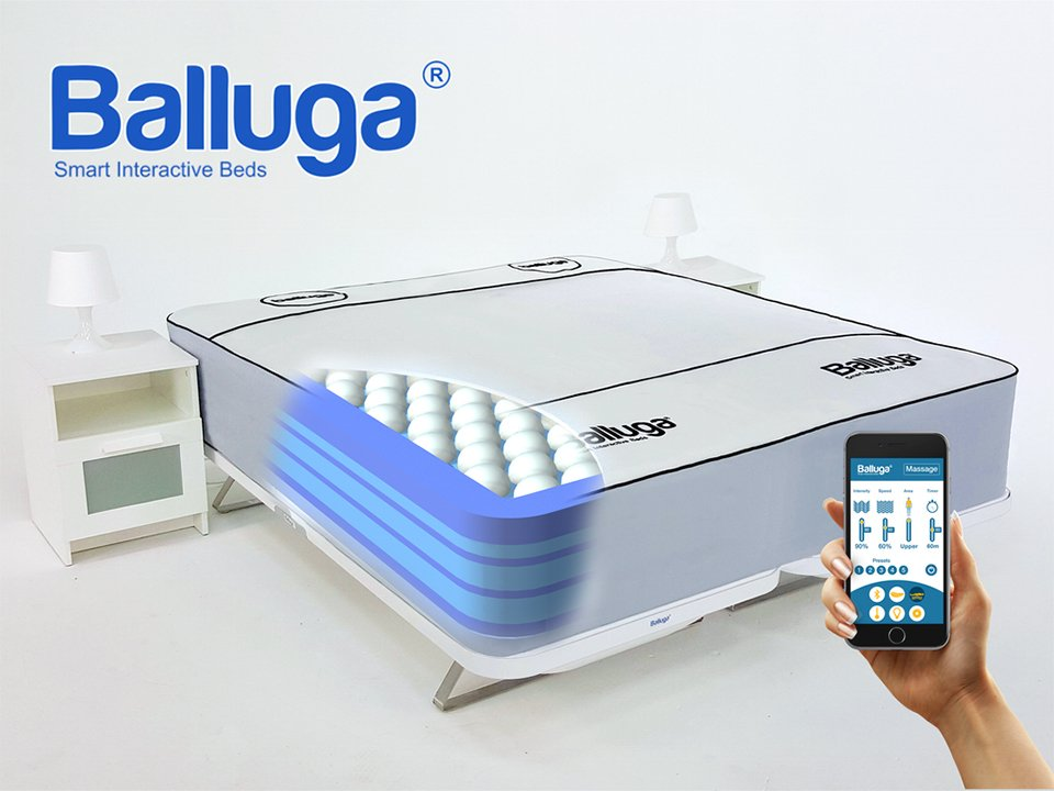 Balluga Smart Matress