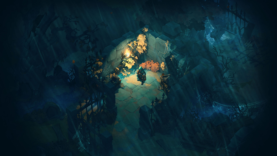 Battle Chasers: Nightwar (Trailer)