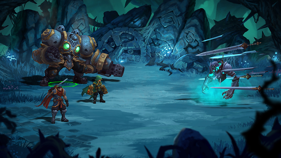 Battle Chasers: Nightwar (Trailer)