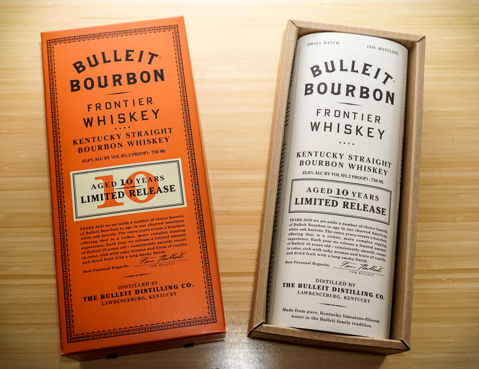 Bulleit 10-Year Bourbon