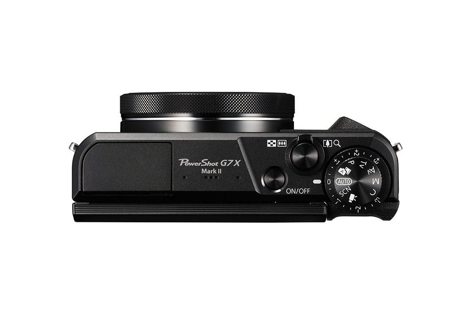 Canon G7X Mk. II