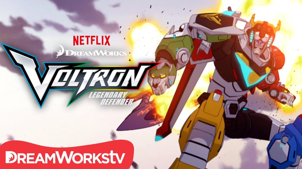 Voltron legendary defender teaser the awesomer biocorpaavc
