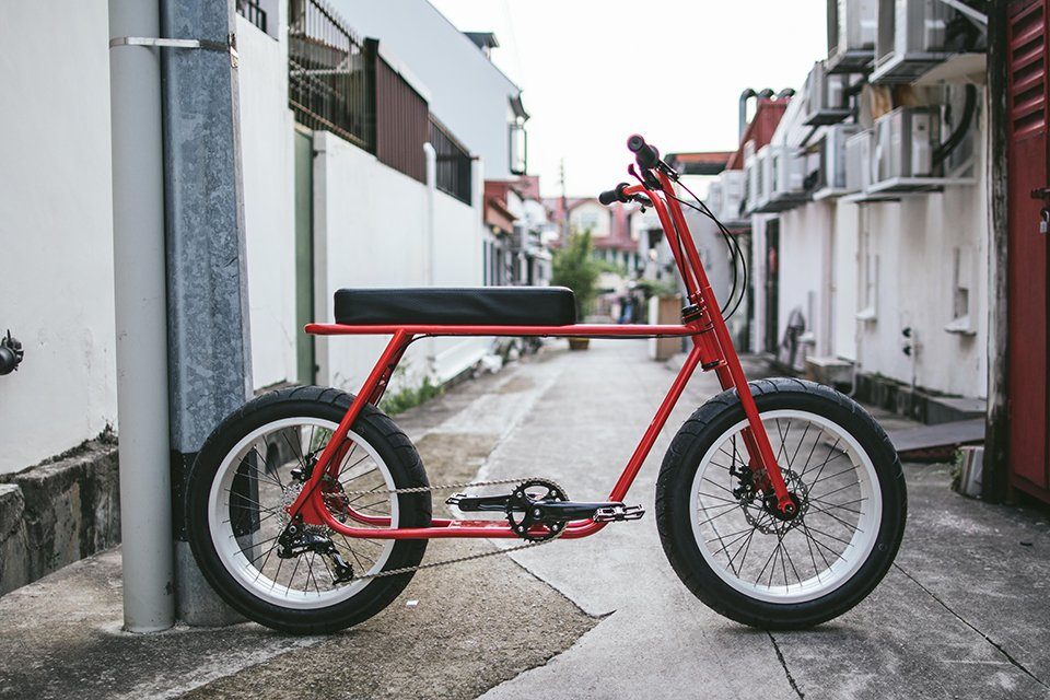Coast Cycles Ruckus