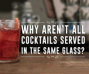 Cocktail Glasses Explained