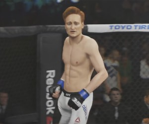 Conan Plays UFC 2