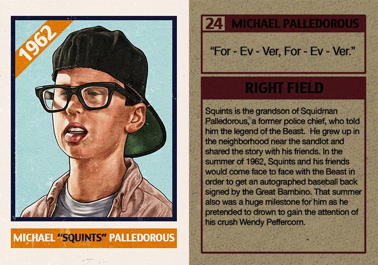 Cuyler Smith: Trading Cards