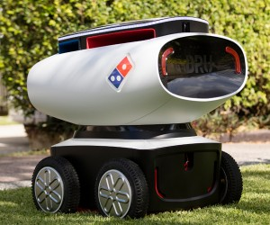 Domino's Pizza Delivery Robot