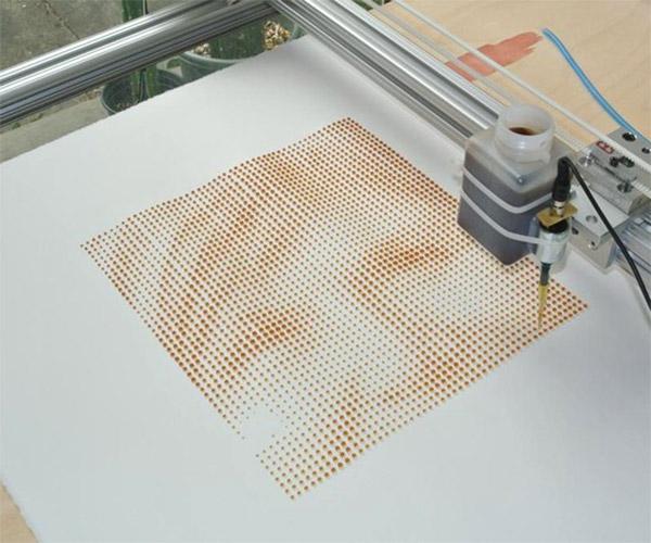 The Drip Printer