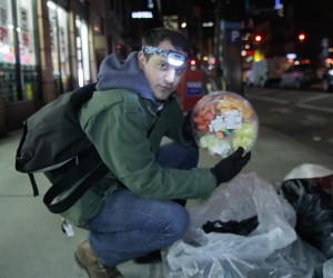 Dumpster Diving in NYC