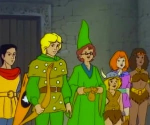 D&D Cartoon as D&D RPG