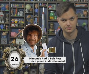Facts about Bob Ross