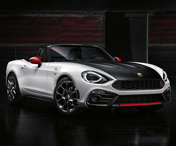 fiat 124 spider abarth review bing. Black Bedroom Furniture Sets. Home Design Ideas
