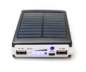 Deal: Go Green Solar Power Bank
