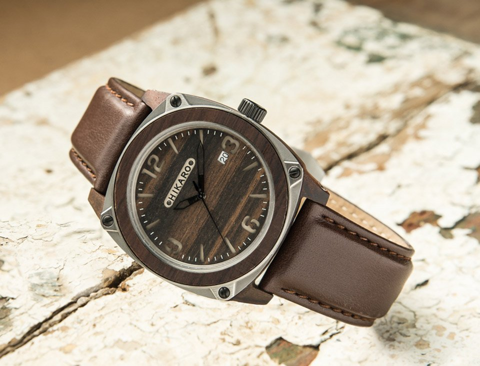Hikaro Wood Watches