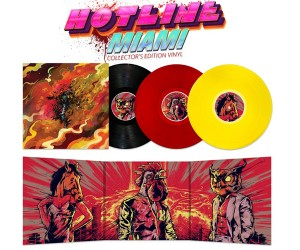 Hotline Miami 3XLP
