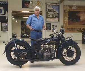 Jay Leno's 1931 Indian 101 Scout
