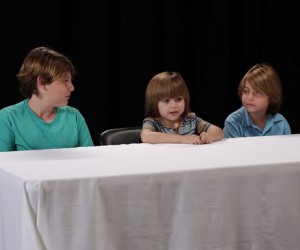 Kids Talk About their Parents