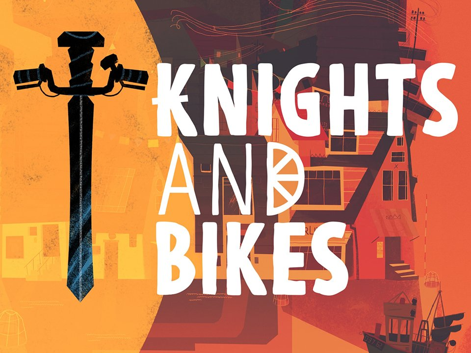 Knights and Bikes (Trailer)