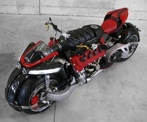 Lazareth LM 847 Motorcycle