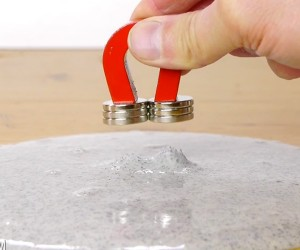 Make Your Own Magnetic Putty