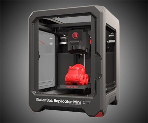 Makerbot 3D Printer Giveaway