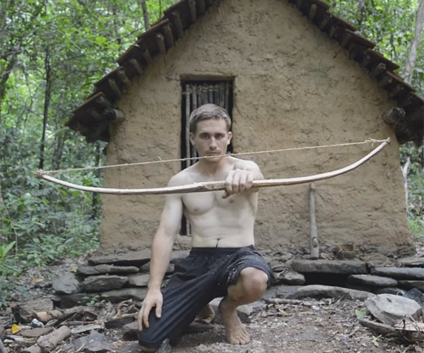 Making a Bow & Arrows