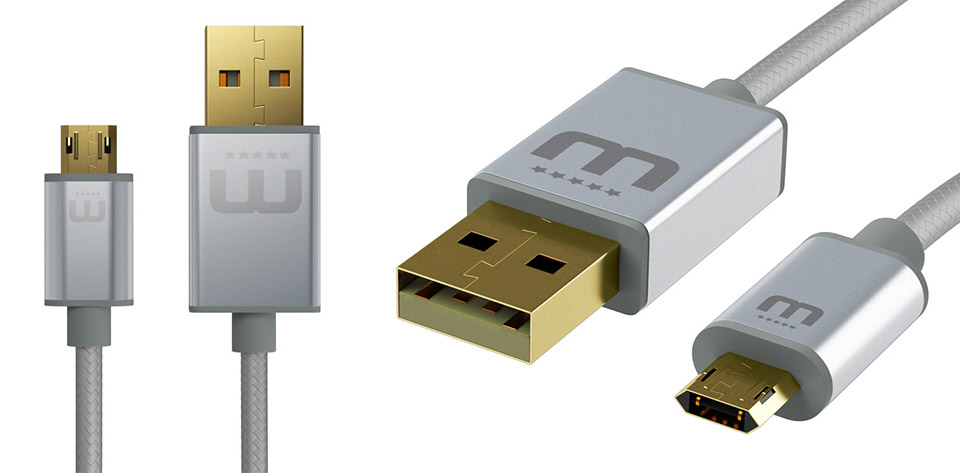 Deal: MicFlip Micro USB Cable