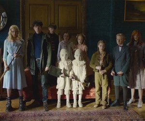 Miss Peregrine's Home… (Trailer)