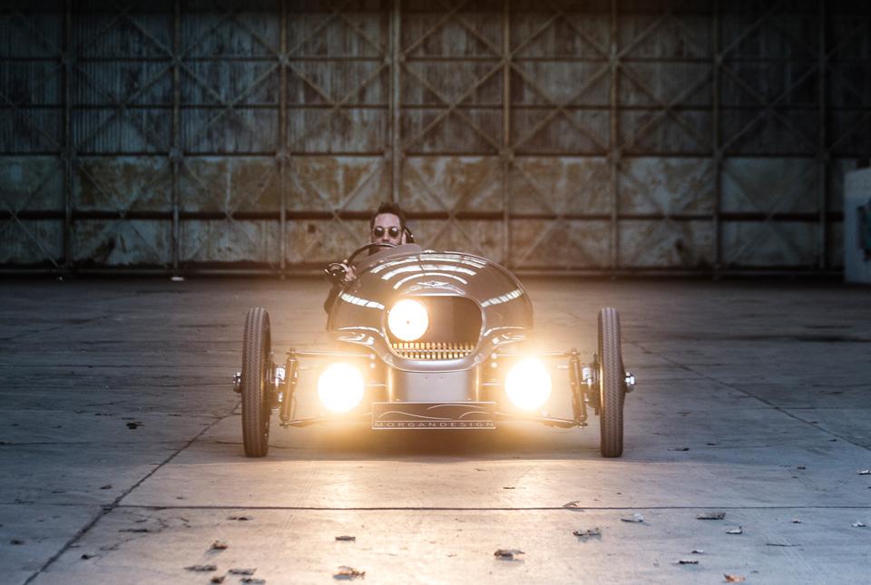 Morgan EV3 Concept
