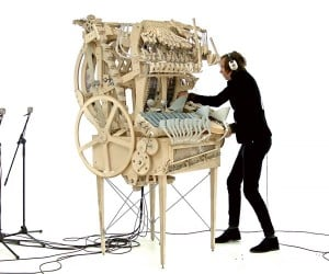 The Musical Marble Machine