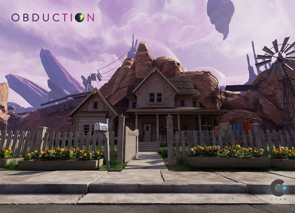 Obduction (Teaser)