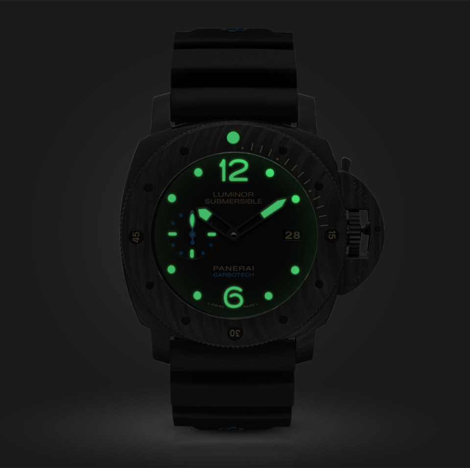 Panerai Luminor 1950 Carbotech