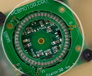 Piezoelectric Motors