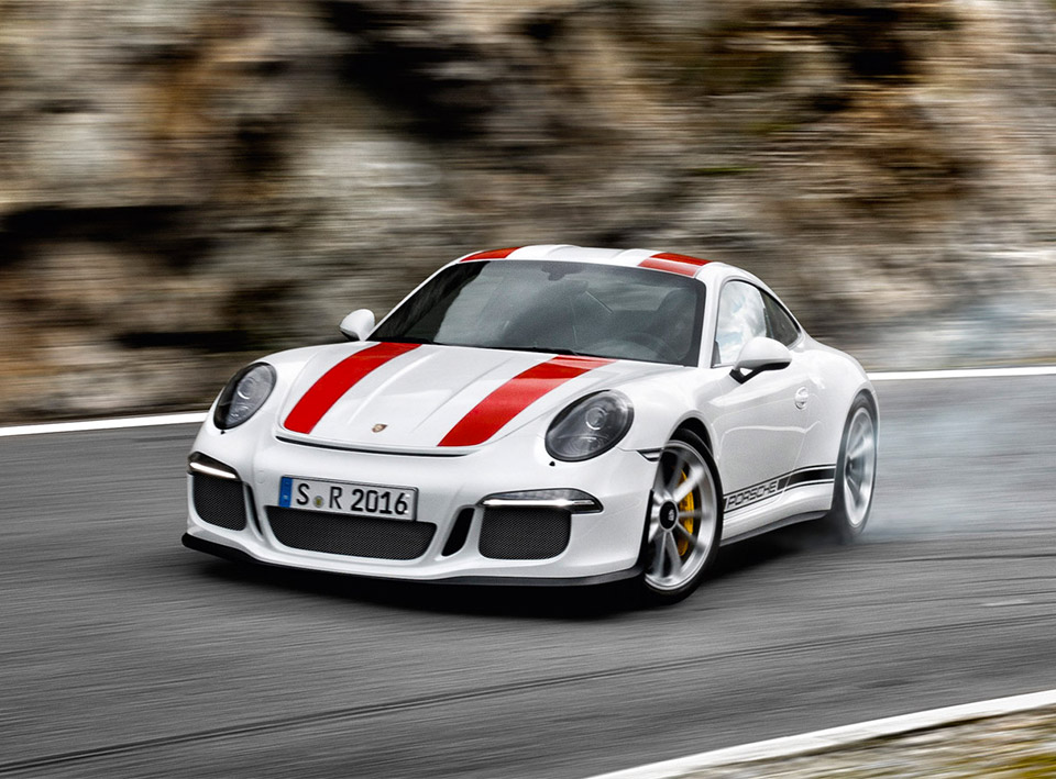 2017 porsche 911 r the awesomer. Black Bedroom Furniture Sets. Home Design Ideas