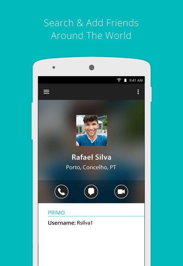 Primo VOIP App