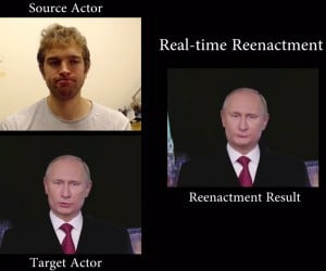 Real-Time Facial Remapping