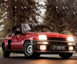 Renault 5 Turbo: Firecracker