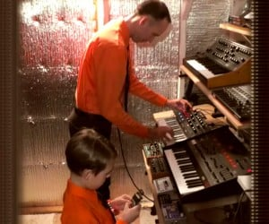 The Robots: Father and Son Cover