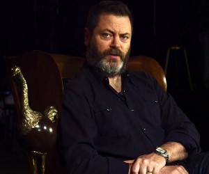 Nick Offerman: Shower Thoughts 2