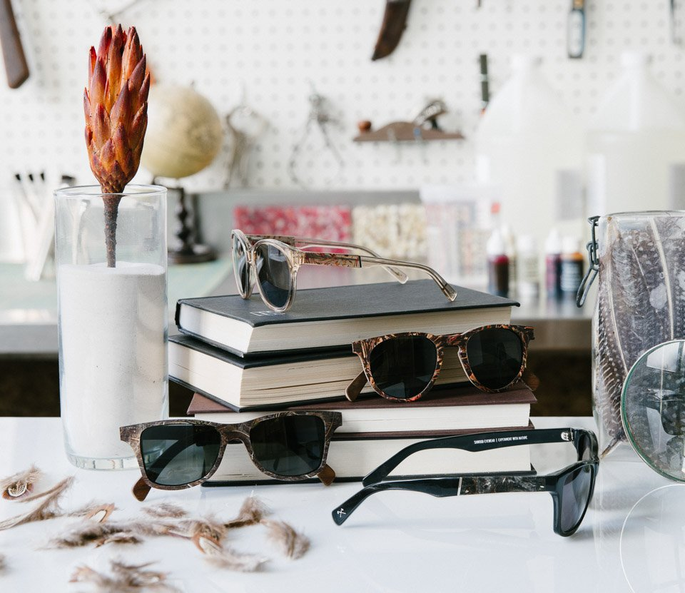 Shwood Badlands Sunglasses
