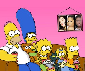 The Simpsons x Bang Bang