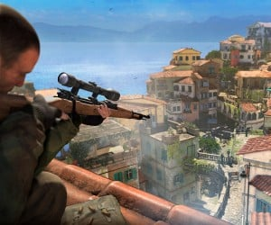 Sniper Elite 4 (Gameplay)