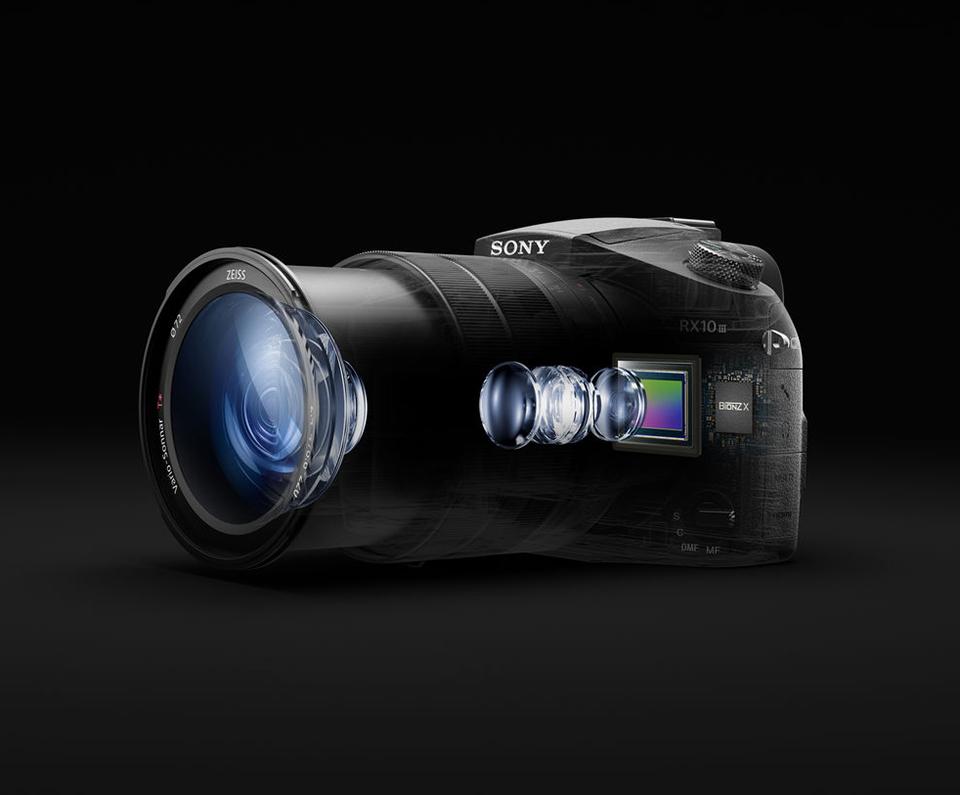 Sony RX10 Mk. III