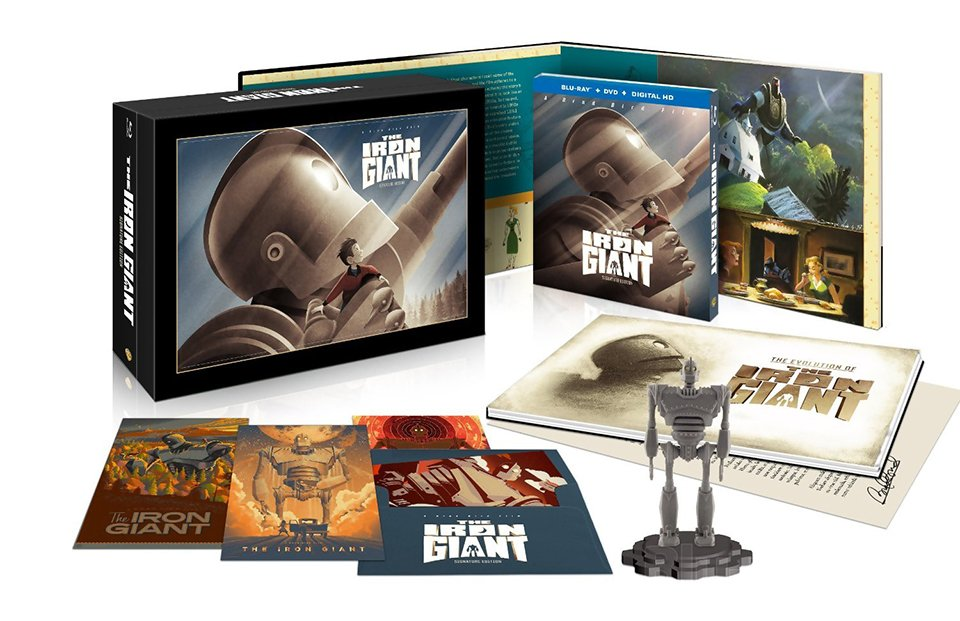 The Iron Giant Signature Edition