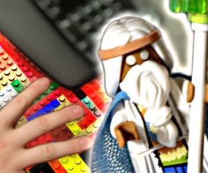 The LEGO Touch