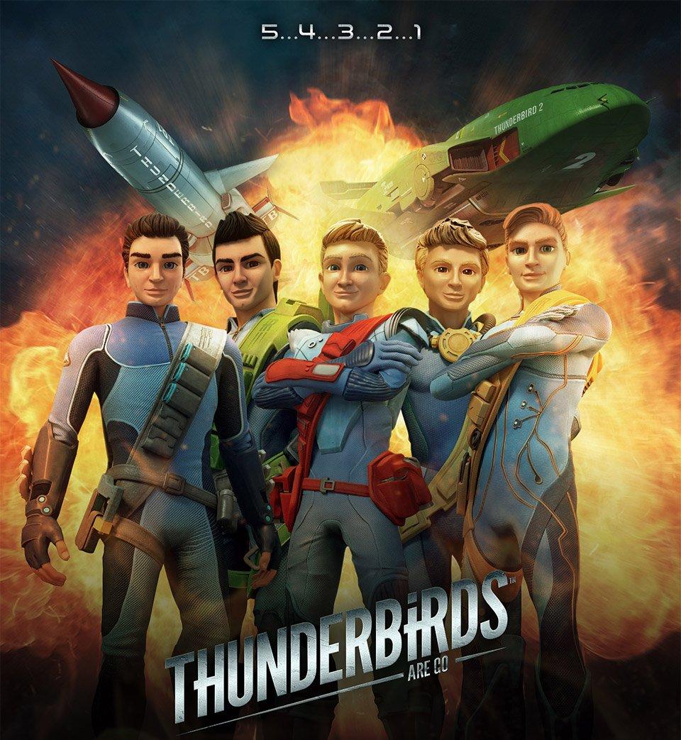 Thunderbirds Are Go (Trailer)