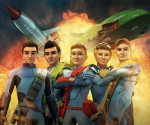Thunderbirds Are Go (Trailer)
