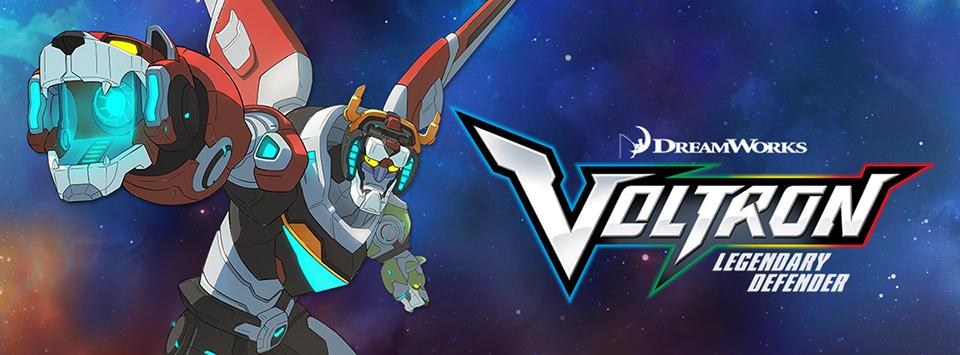 Voltron: Legendary Defender (Teaser)